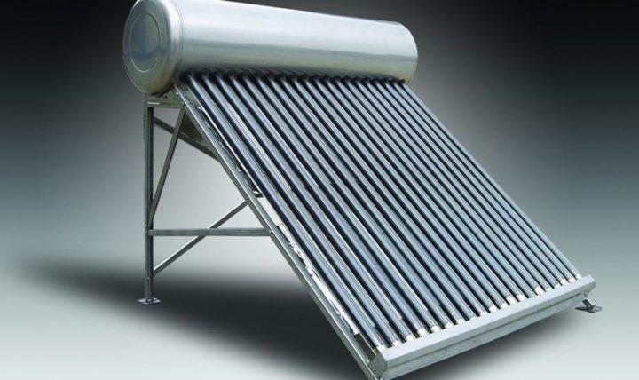 آبگرمکن خورشیدی لوله خلا