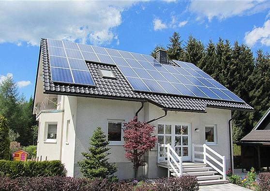 هزینه برق خورشیدی