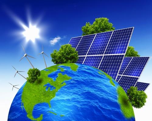 درباره انرژی پاک:انرژی خورشیدی