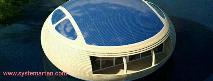 برق خورشیدی رایگان مصرف کنید