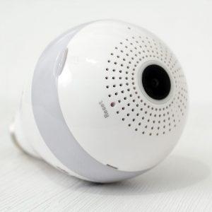 دوربین مداربسته لامپی