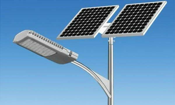 فروش تیربرق خورشیدی,چراغ خورشیدی,پرژکتورخورشیدی,طراحی تیرخورشیدی