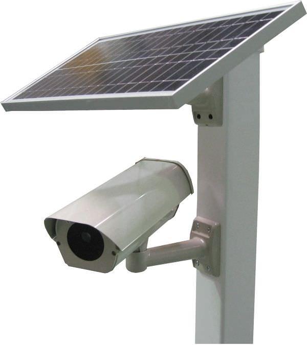 دوربین هوشمند بیسیم خورشیدی