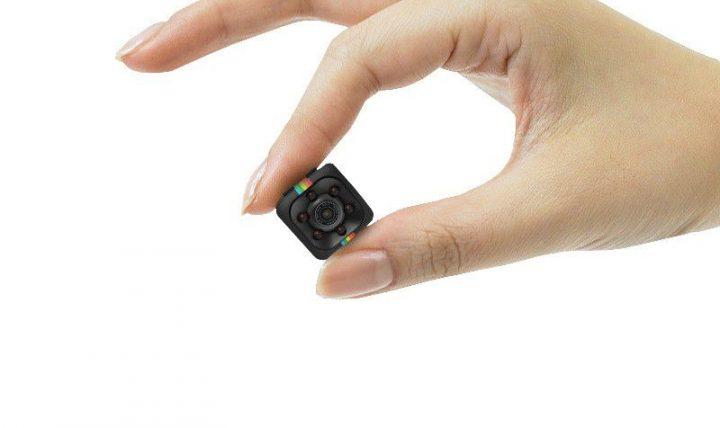 معرفی فروش دوربین مداربسته مخفی کوچک بیسیم ریز وای فای خرید دوربین مخفی دیددرشب با کیفیت HD